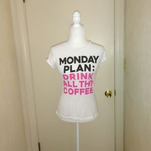 "Wound Up ""Coffee"" T-Shirt"